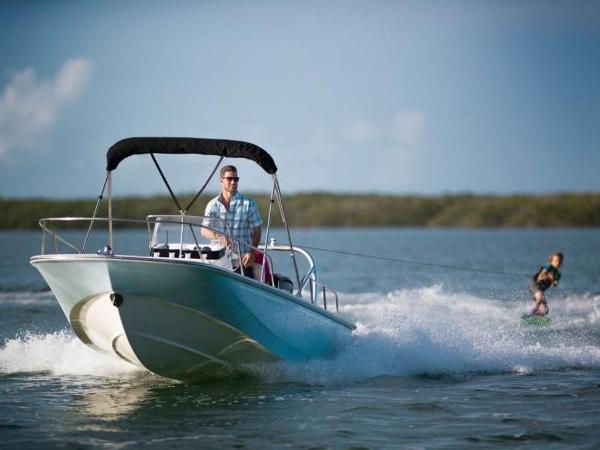 2019 Boston Whaler boat for sale, model of the boat is 170 Montauk & Image # 30 of 86
