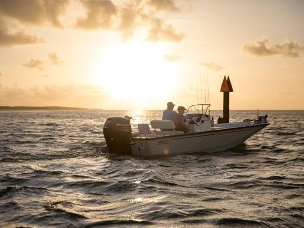 2019 Boston Whaler boat for sale, model of the boat is 170 Montauk & Image # 31 of 86