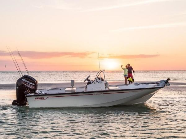 2019 Boston Whaler boat for sale, model of the boat is 170 Montauk & Image # 35 of 86