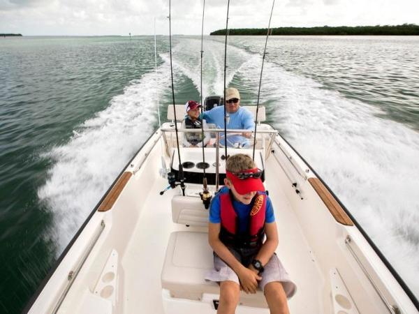 2019 Boston Whaler boat for sale, model of the boat is 170 Montauk & Image # 52 of 86