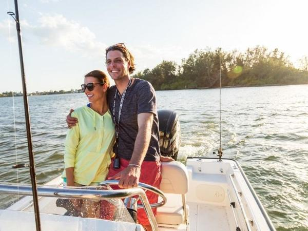 2019 Boston Whaler boat for sale, model of the boat is 170 Montauk & Image # 54 of 86