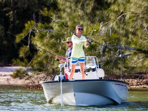 2019 Boston Whaler boat for sale, model of the boat is 170 Montauk & Image # 58 of 86