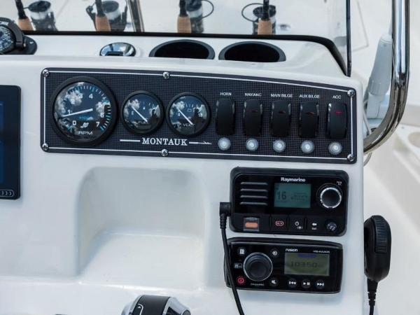 2019 Boston Whaler boat for sale, model of the boat is 170 Montauk & Image # 74 of 86
