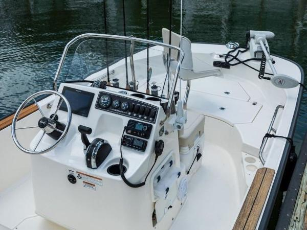 2019 Boston Whaler boat for sale, model of the boat is 170 Montauk & Image # 85 of 86