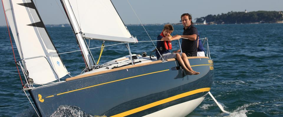 Beneteau First 20 - In Stock