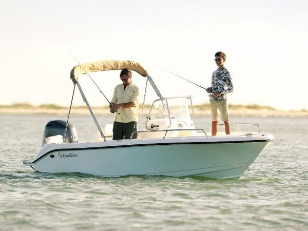 2020 Edgewater boat for sale, model of the boat is 170CC & Image # 1 of 9