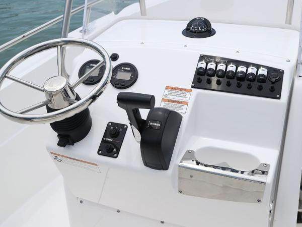 2020 Edgewater boat for sale, model of the boat is 170CC & Image # 4 of 9