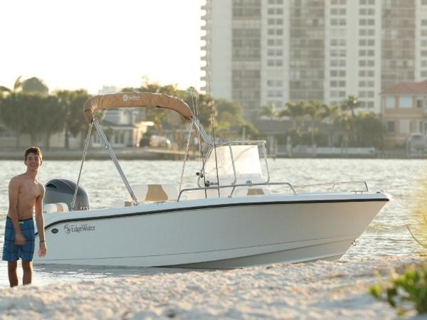 2020 Edgewater boat for sale, model of the boat is 170CC & Image # 8 of 9