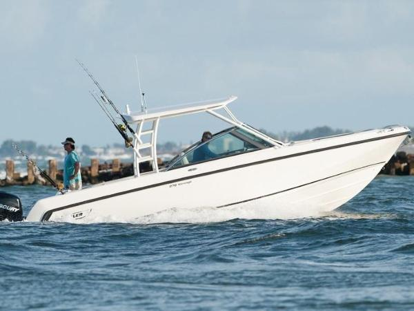 2020 Boston Whaler boat for sale, model of the boat is 270 Vantage & Image # 5 of 51