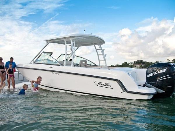2020 Boston Whaler boat for sale, model of the boat is 270 Vantage & Image # 6 of 51