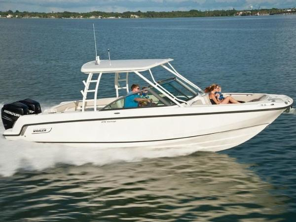 2020 Boston Whaler boat for sale, model of the boat is 270 Vantage & Image # 7 of 51