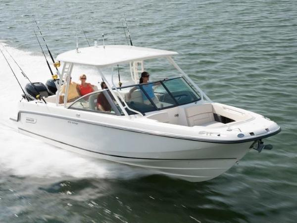 2020 Boston Whaler boat for sale, model of the boat is 270 Vantage & Image # 8 of 51