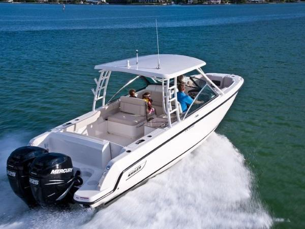 2020 Boston Whaler boat for sale, model of the boat is 270 Vantage & Image # 16 of 51
