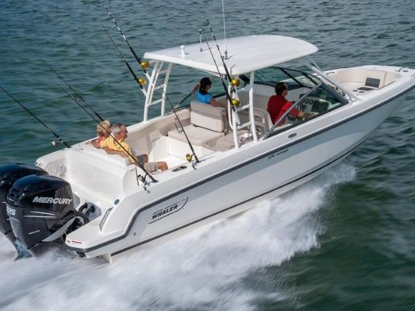 2020 Boston Whaler boat for sale, model of the boat is 270 Vantage & Image # 19 of 51