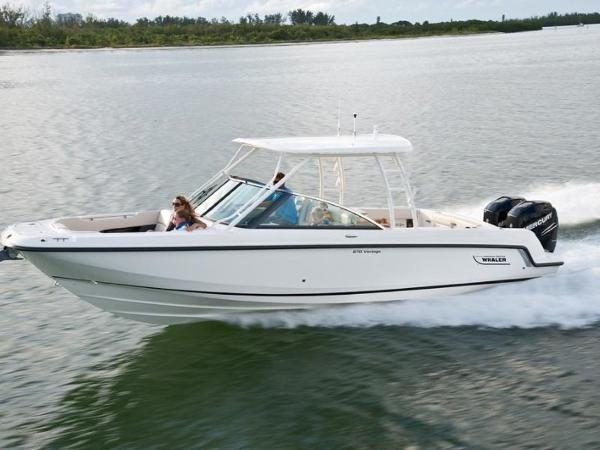 2020 Boston Whaler boat for sale, model of the boat is 270 Vantage & Image # 20 of 51