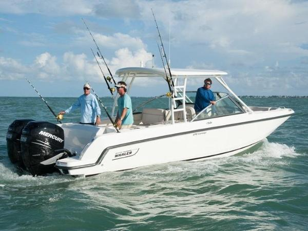 2020 Boston Whaler boat for sale, model of the boat is 270 Vantage & Image # 21 of 51
