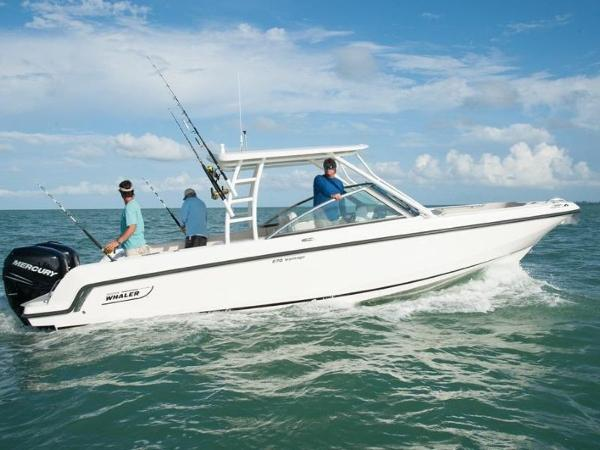 2020 Boston Whaler boat for sale, model of the boat is 270 Vantage & Image # 22 of 51