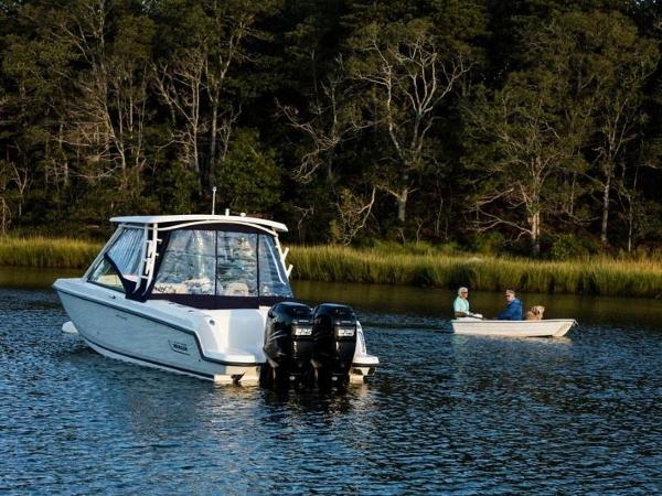 2020 Boston Whaler boat for sale, model of the boat is 270 Vantage & Image # 26 of 51