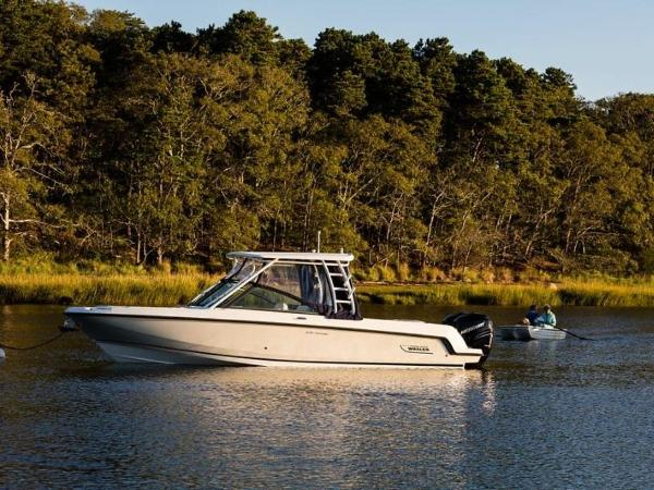 2020 Boston Whaler boat for sale, model of the boat is 270 Vantage & Image # 27 of 51