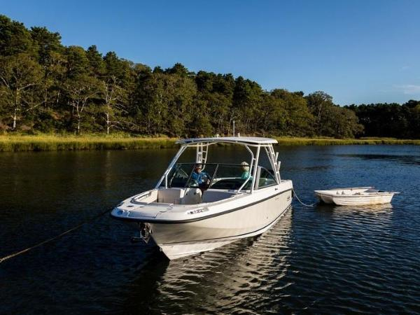 2020 Boston Whaler boat for sale, model of the boat is 270 Vantage & Image # 44 of 51