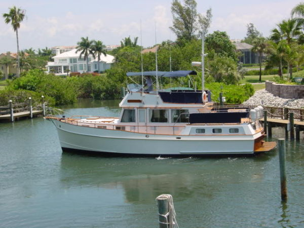 42 grand banks 1985 clipper one for sale in sarasota for Grand banks motor yachts for sale