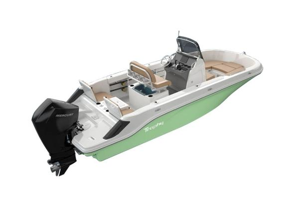 2020 Bayliner boat for sale, model of the boat is T20CC & Image # 1 of 5
