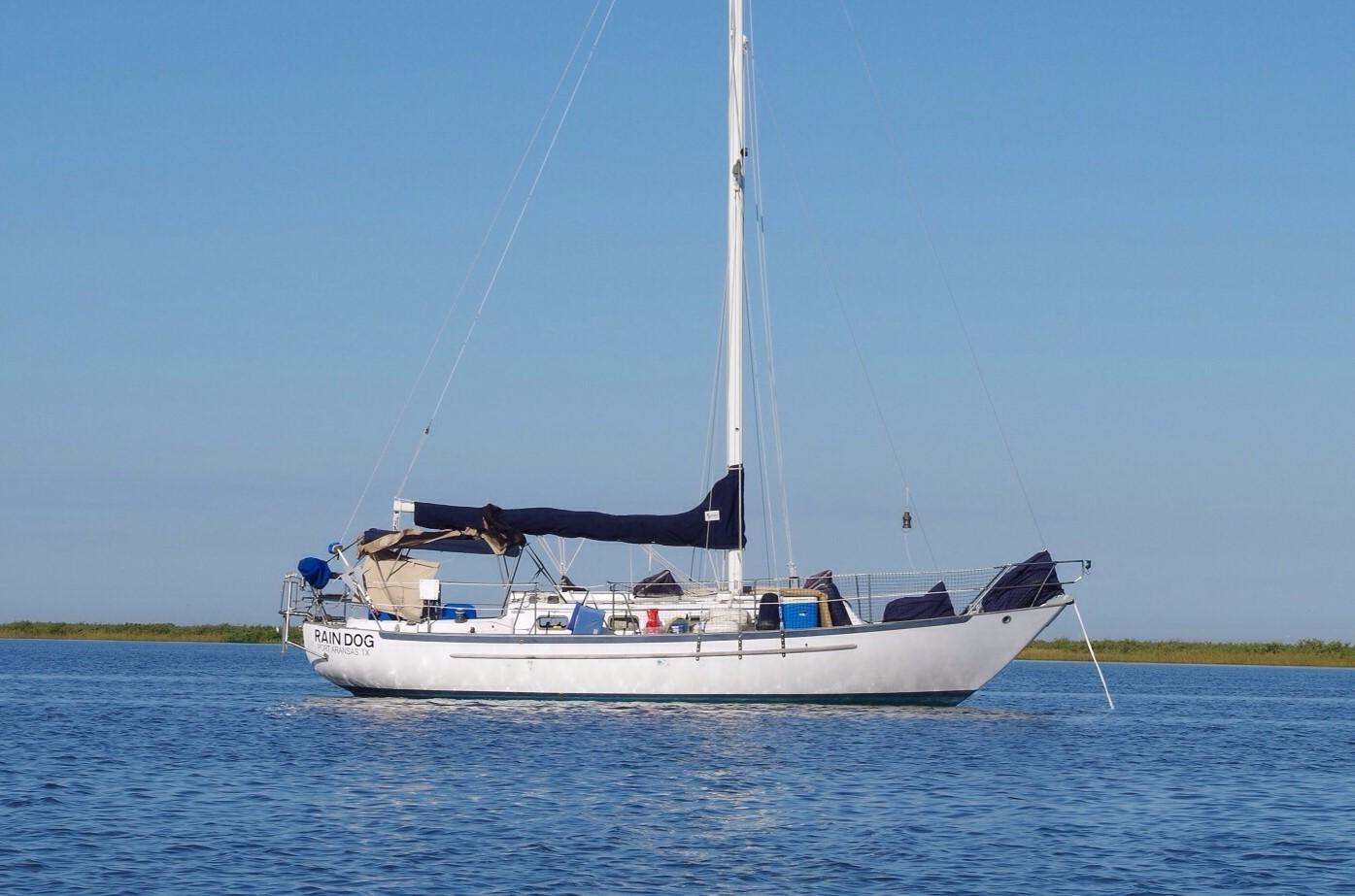 34' Pacific Seacraft 1989 34
