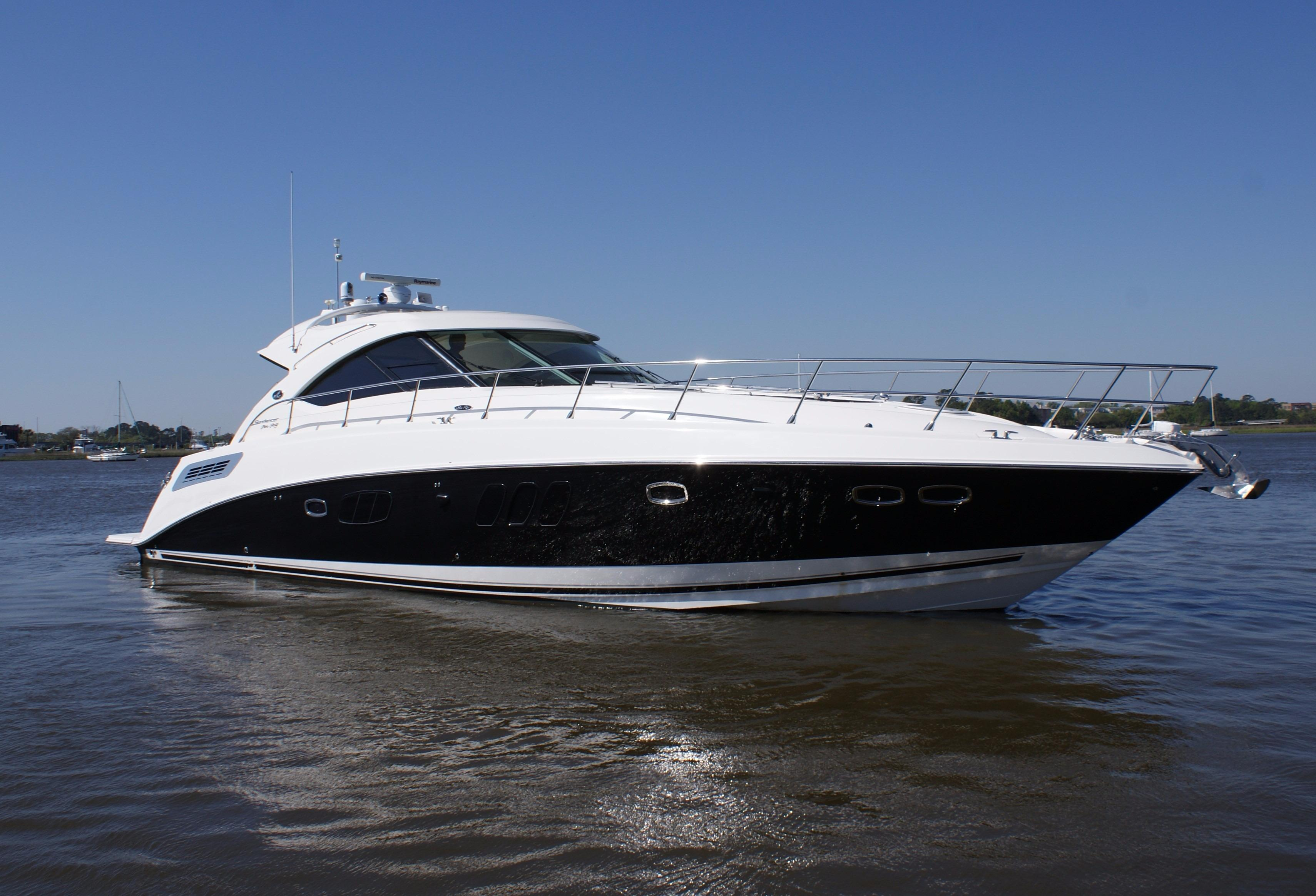 54 sea ray 2011 for sale in charleston south carolina us for Sea ray motor yacht for sale