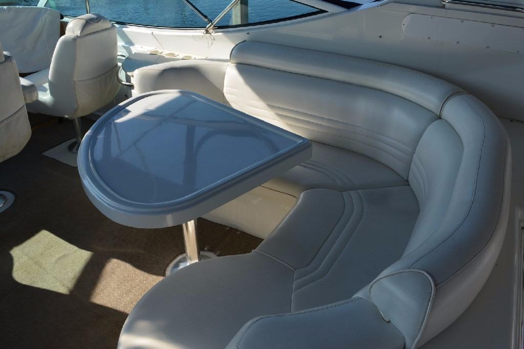 Carver 466 Motor Yacht - Bridge Table