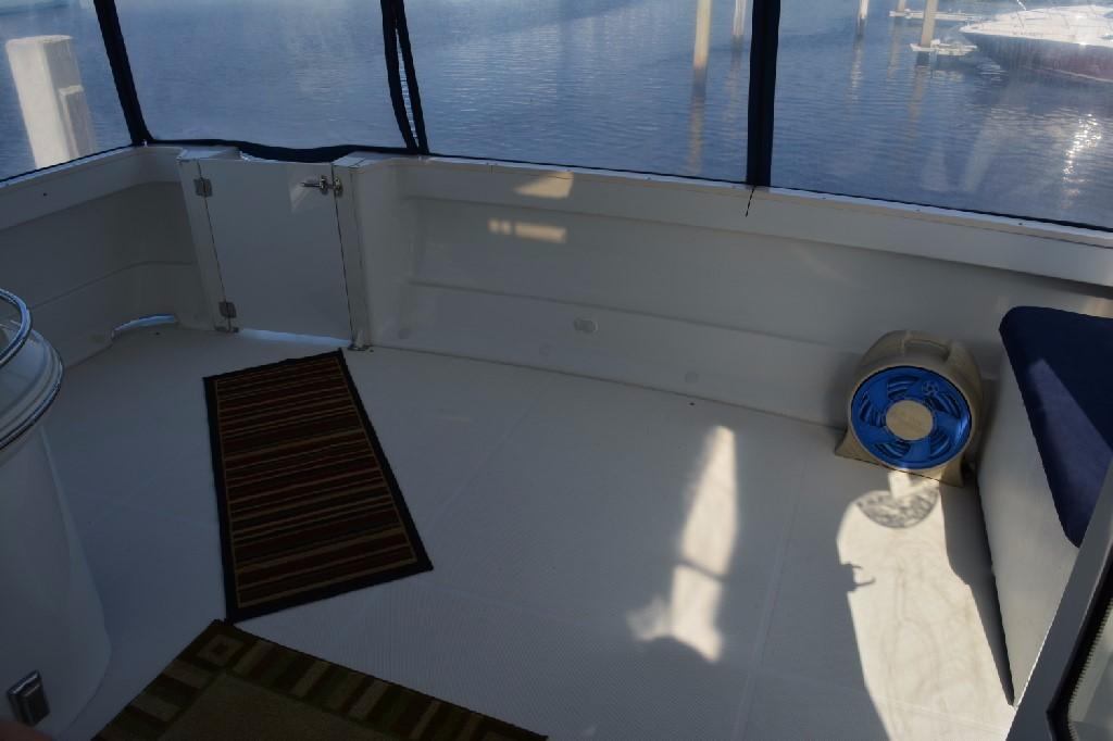 Carver 466 Motor Yacht - Aft Deck