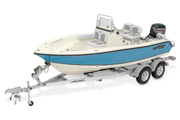 2020 Mako boat for sale, model of the boat is 184 CC & Image # 1 of 9