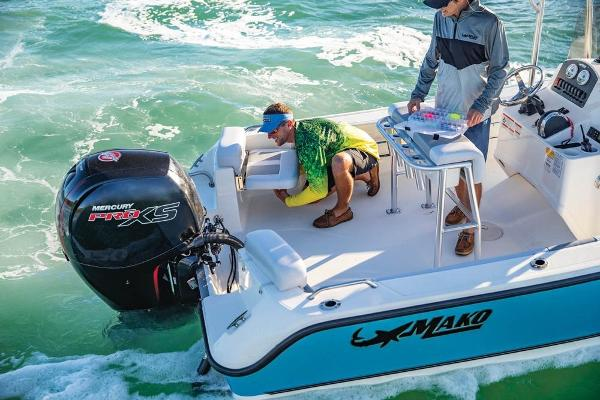 2020 Mako boat for sale, model of the boat is 184 CC & Image # 5 of 9