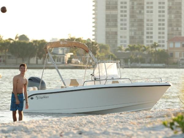2020 Edgewater boat for sale, model of the boat is 188CC & Image # 9 of 14
