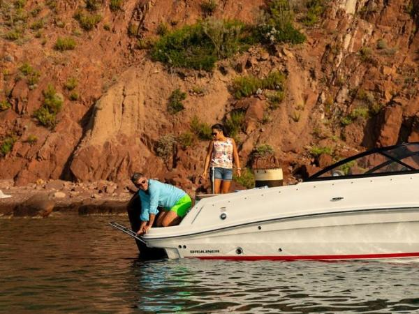 2020 Bayliner boat for sale, model of the boat is VR6 Cuddy & Image # 21 of 54