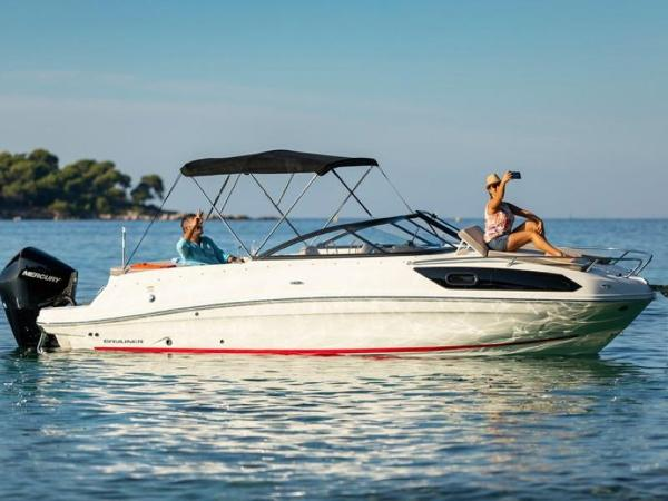 2020 Bayliner boat for sale, model of the boat is VR6 Cuddy & Image # 51 of 54