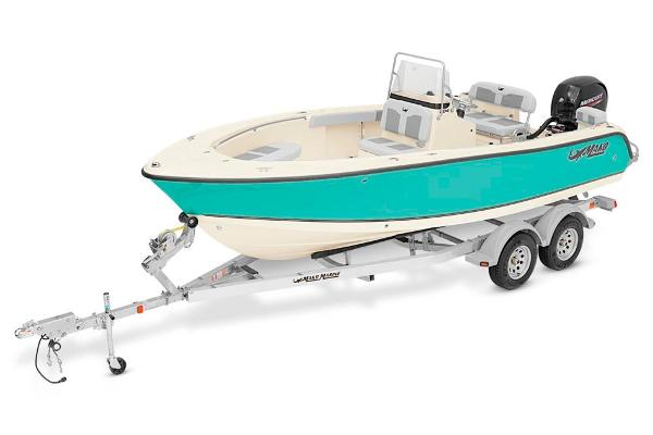 2020 Mako boat for sale, model of the boat is 204 CC & Image # 1 of 8