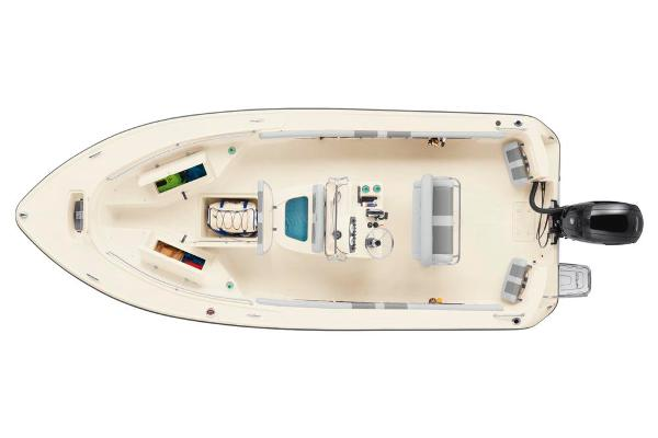 2020 Mako boat for sale, model of the boat is 204 CC & Image # 3 of 8