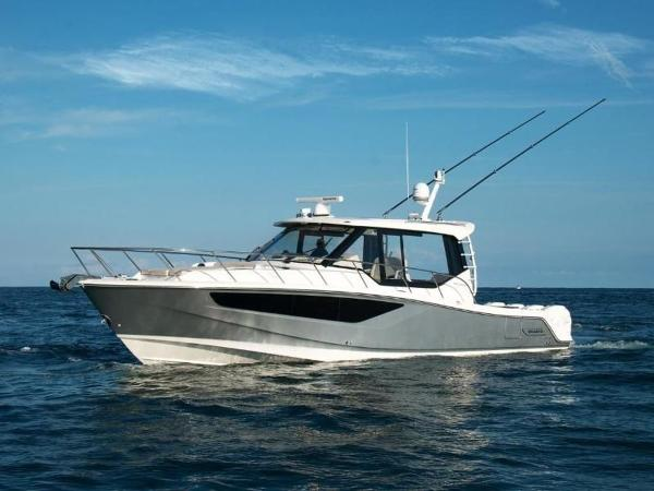 2020 Boston Whaler boat for sale, model of the boat is 405 Conquest & Image # 1 of 62