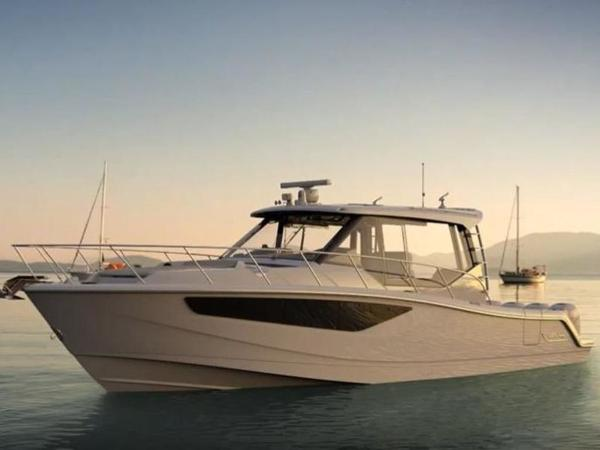 2020 Boston Whaler boat for sale, model of the boat is 405 Conquest & Image # 3 of 62