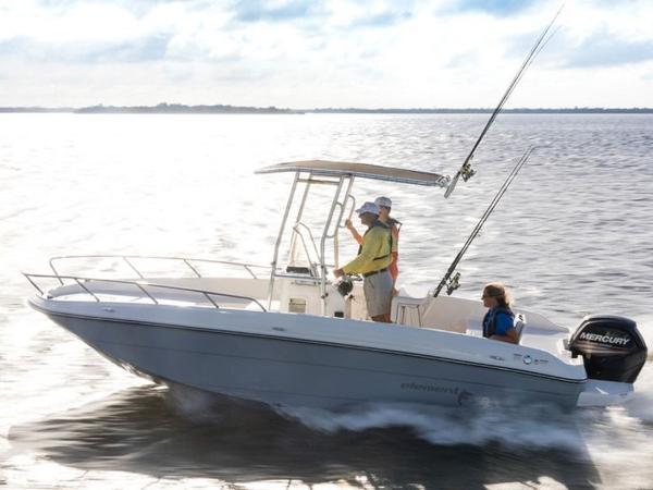 2020 Bayliner boat for sale, model of the boat is T21Bay & Image # 1 of 42