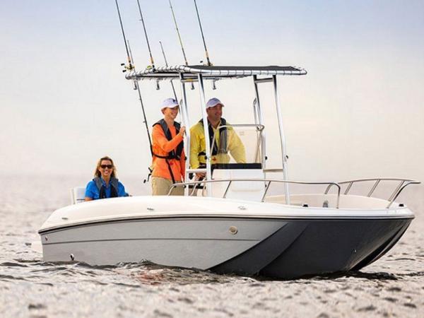 2020 Bayliner boat for sale, model of the boat is T21Bay & Image # 4 of 42