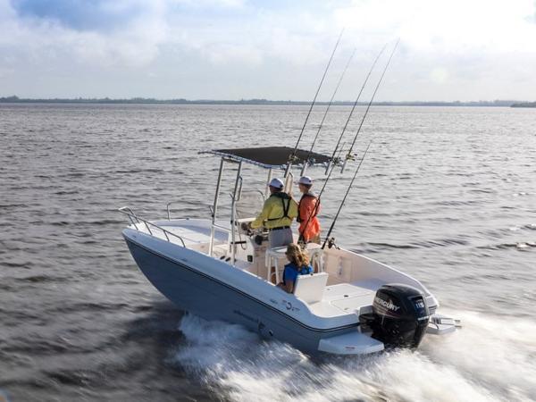 2020 Bayliner boat for sale, model of the boat is T21Bay & Image # 6 of 42