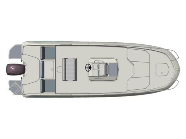 2020 Bayliner boat for sale, model of the boat is T21Bay & Image # 29 of 42