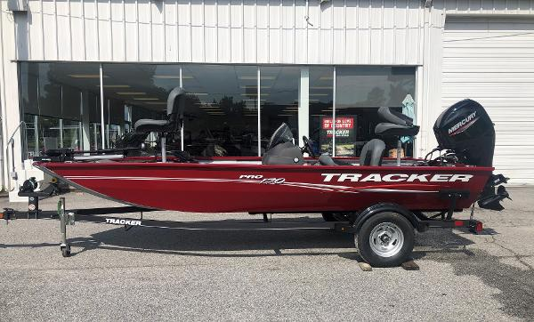 2021 Tracker Boats boat for sale, model of the boat is Pro 170 & Image # 7 of 27