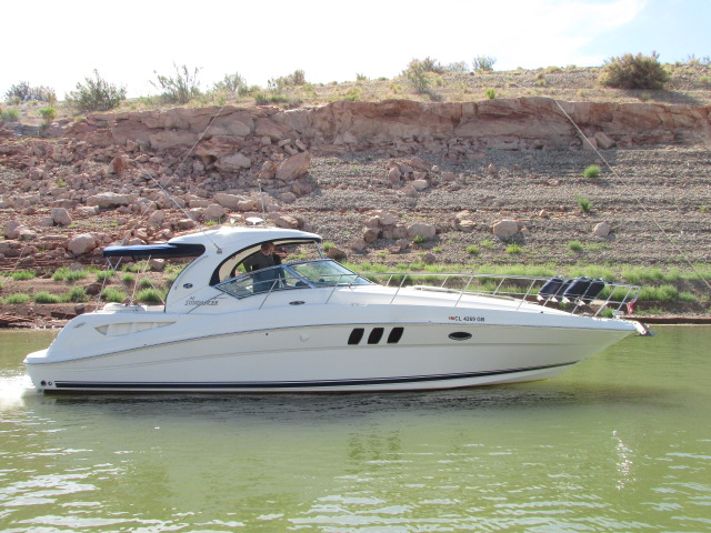 2006 Sea Ray boat for sale, model of the boat is 40 Sundancer & Image # 13 of 35
