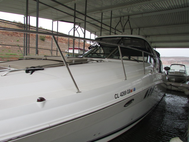 2006 Sea Ray boat for sale, model of the boat is 40 Sundancer & Image # 2 of 35