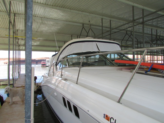 2006 Sea Ray boat for sale, model of the boat is 40 Sundancer & Image # 28 of 35