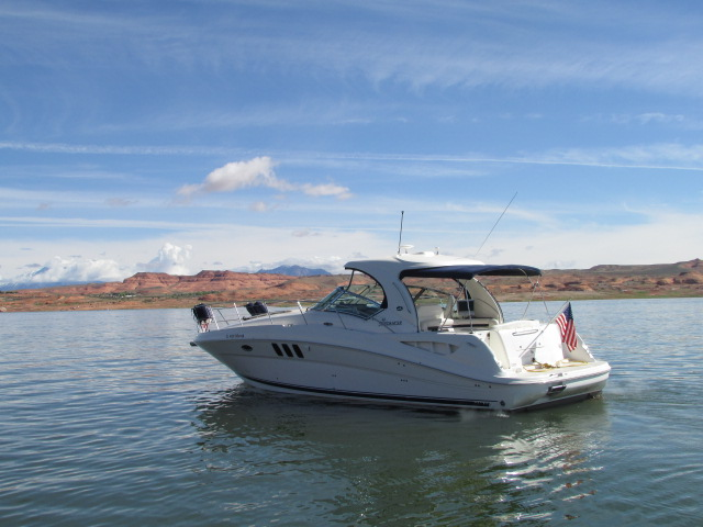 2006 Sea Ray boat for sale, model of the boat is 40 Sundancer & Image # 33 of 35