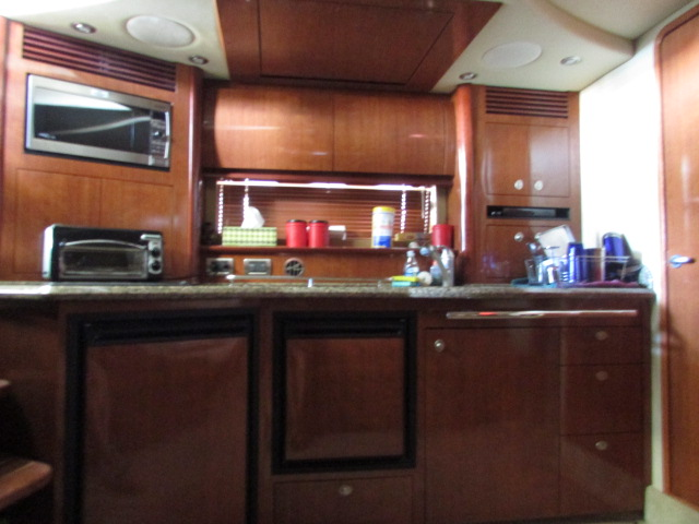 2006 Sea Ray boat for sale, model of the boat is 40 Sundancer & Image # 34 of 35