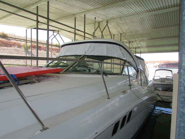 2006 Sea Ray boat for sale, model of the boat is 40 Sundancer & Image # 5 of 35
